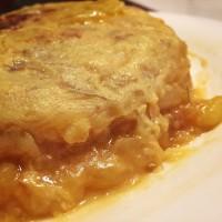 Receta de tortilla de patata de Martín Berasategui