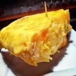 pincho de tortilla del gora