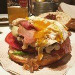 hamburguesa 20b de le petit comité de zaragoza