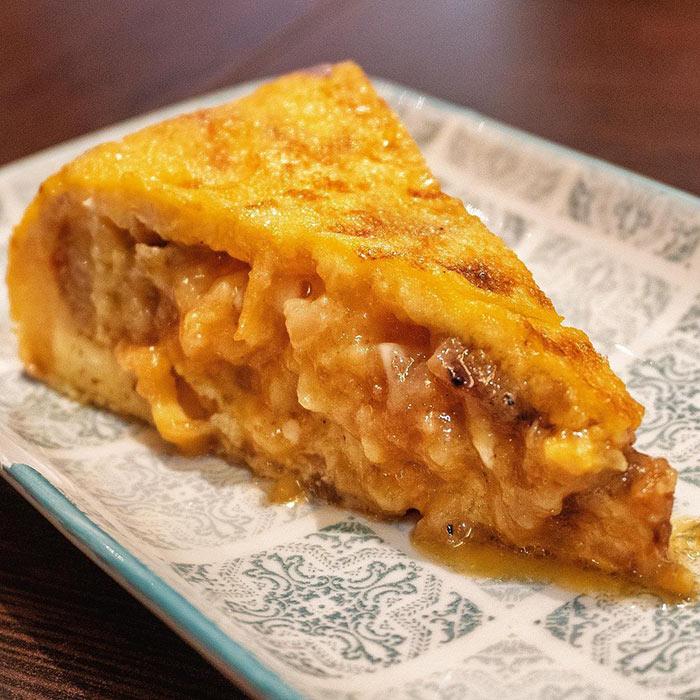 Tortilla de Patata de Los Coscos