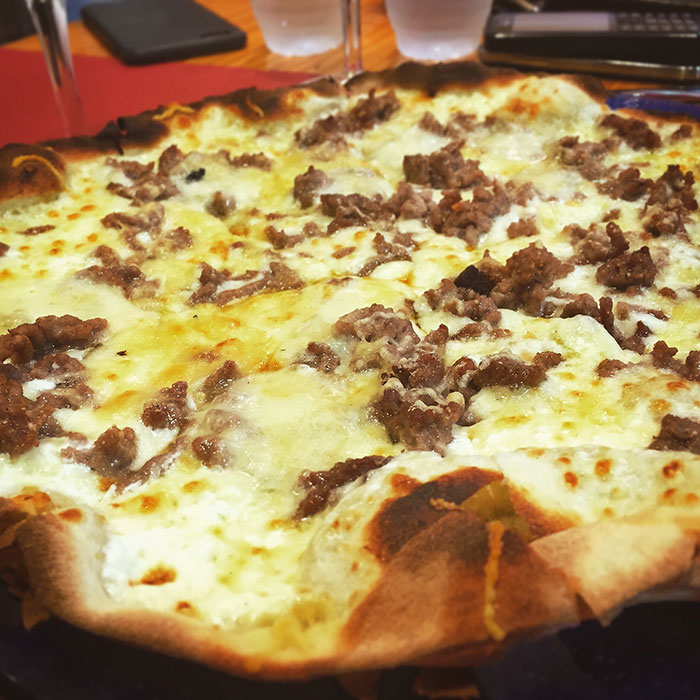 Pizza Italia de Pomodoro Zaragoza