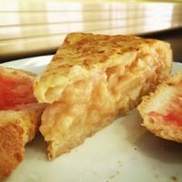 Tortilla de patata Zeppelin Café Zaragoza