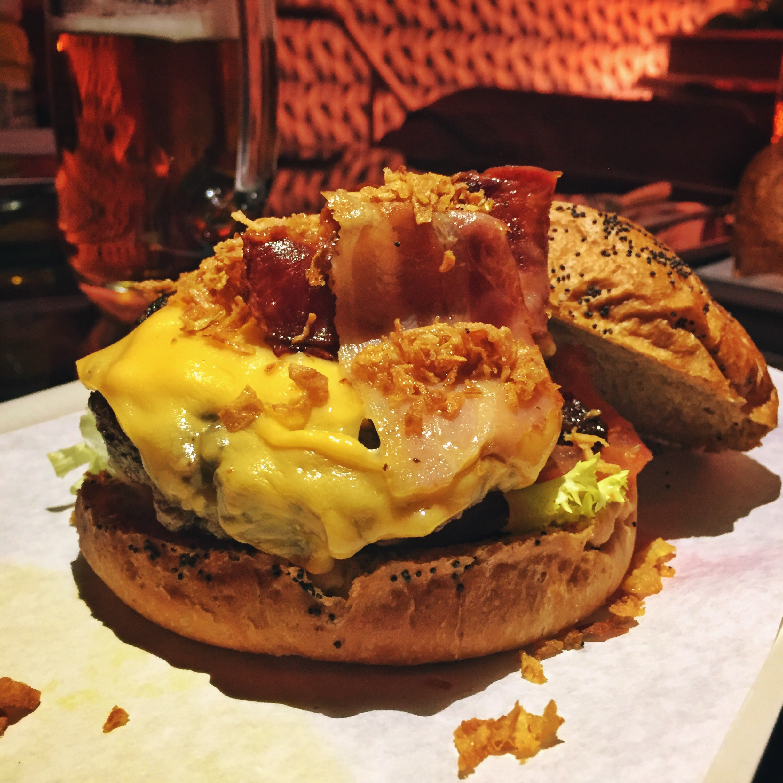 Hamburguesa Grandburger en Faustino