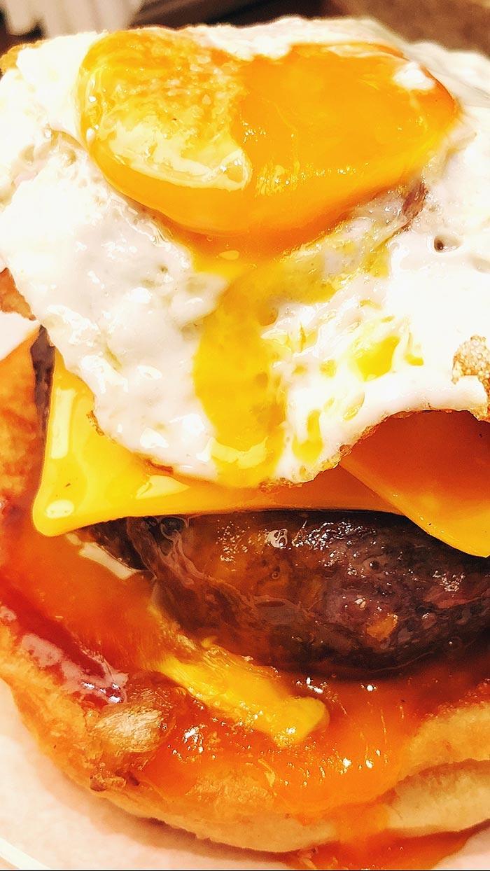 250 gramos de american burger