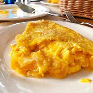 Tortilla de Betanzos en Ocafú Madrid High Grossery